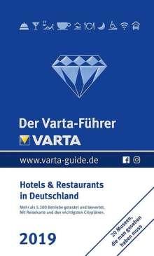 Der Varta-Führer 2019  - Hotels und Restaurants in Deutschland, Buch