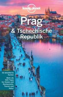 Neil Wilson: Lonely Planet Reiseführer Prag & Tschechische Republik, Buch