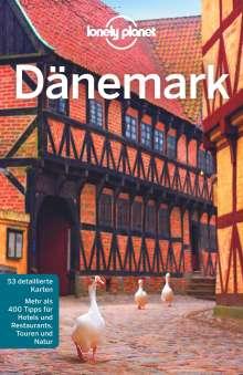 Mark Elliott: Lonely Planet Reiseführer Dänemark, Buch