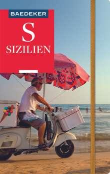 Anita Bestler: Baedeker Reiseführer Sizilien, Buch