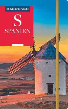Andreas Drouve: Baedeker Reiseführer Spanien, Buch