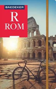 Barbara Schaefer: Baedeker Reiseführer Rom, Buch