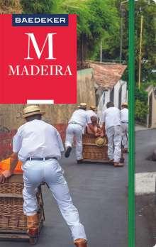 Sara Lier: Baedeker Reiseführer Madeira, Buch