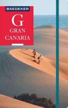 Rolf Goetz: Baedeker Reiseführer Gran Canaria, Buch