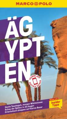 Jürgen Stryjak: MARCO POLO Reiseführer Ägypten, Buch