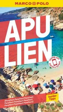 Bettina Dürr: MARCO POLO Reiseführer Apulien, Buch