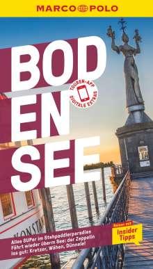 Frank van Bebber: MARCO POLO Reiseführer Bodensee, Buch