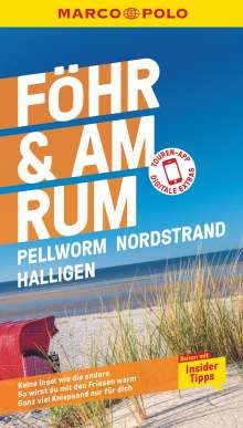 Arnd M. Schuppius: MARCO POLO Reiseführer Föhr, Amrum, Pellworm, Nordstrand, Halligen, Buch