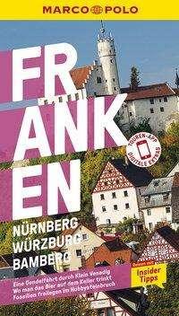 Christoph Borucki: MARCO POLO Reiseführer Franken, Nürnberg, Würzburg, Bamberg, Buch