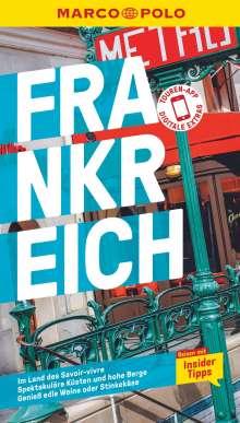 Barbara Markert: MARCO POLO Reiseführer Frankreich, Buch
