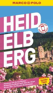 Christl Bootsma: MARCO POLO Reiseführer Heidelberg, Buch