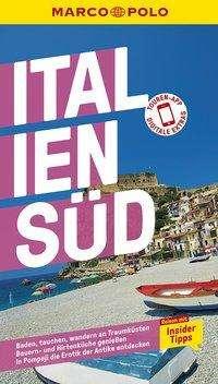 Stefanie Sonnentag: MARCO POLO Reiseführer Italien Süd, Buch