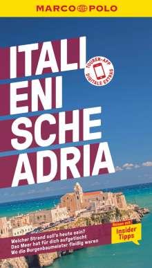 Bettina Dürr: MARCO POLO Reiseführer Italienische Adria, Buch