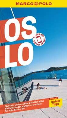 Julia Fellinger: MARCO POLO Reiseführer Oslo, Buch