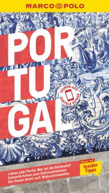 Andreas Drouve: MARCO POLO Reiseführer Portugal, Buch