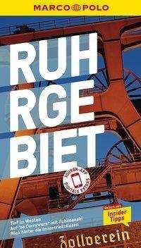 Anette Kolkau: MARCO POLO Reiseführer Ruhrgebiet, Buch
