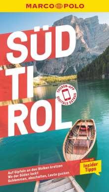Oswald Stimpfl: MARCO POLO Reiseführer Südtirol, Buch