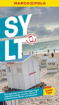 Arnd M. Schuppius: MARCO POLO Reiseführer Sylt, Buch
