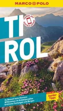 Andreas Lexer: MARCO POLO Reiseführer Tirol, Buch
