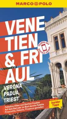 Kirstin Hausen: MARCO POLO Reiseführer Venetien, Friaul, Verona, Padua, Triest, Buch