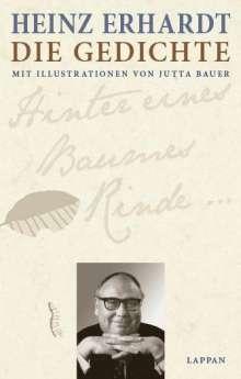Heinz Erhardt: Heinz Erhardt - Die Gedichte, Buch