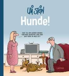 Uli Stein: Hunde!, Buch