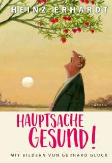 Heinz Erhardt: Hauptsache gesund!, Buch
