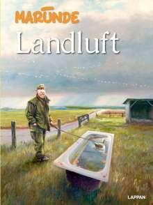 Wolf-Rüdiger Marunde: Landluft, Buch