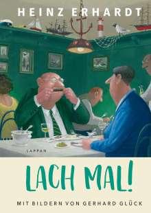 Heinz Erhardt: Lach mal!, Buch