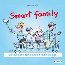 Renate Alf: Smart Family!, Buch