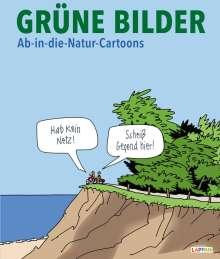 Grüne Bilder, Buch