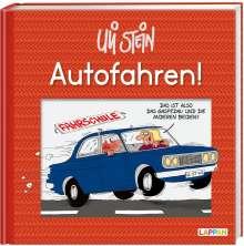 Uli Stein: Autofahren!, Buch