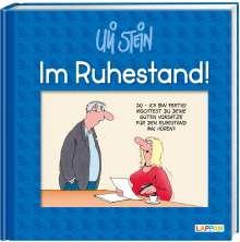 Uli Stein: Im Ruhestand!, Buch