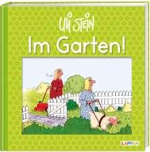 Uli Stein: Im Garten!, Buch