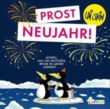 Uli Stein: Prost Neujahr!, Buch