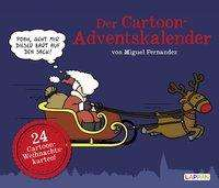 Miguel Fernandez: Fernandez - Der Cartoon-Adventskalender 2019, Diverse