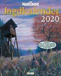 Wolf-Rüdiger Marunde: Marunde Jagdkalender 2020, Diverse