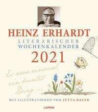 Heinz Erhardt: Heinz Erhardt - Literarischer Wochenkalender 2021, Kalender