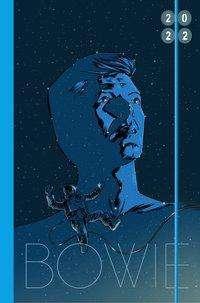 Reinhard Kleist: David Bowie 2022: Buch- und Terminkalender, Buch