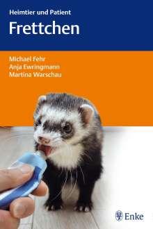 Michael Fehr: Frettchen, Buch