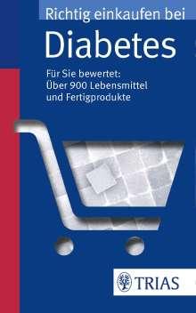 Karin Hofele: Richtig einkaufen bei Diabetes, Buch