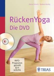RückenYoga DVD, DVD