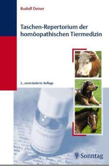 Rudolf Deiser: Taschen Repertorium der homöopathischen Tiermedizin, Buch