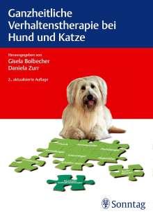 Ganzheitliche Verhaltenstherapie bei Hund und Katze, Buch