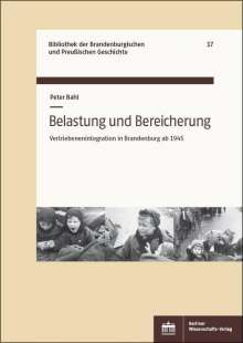 Peter Bahl: Belastung und Bereicherung, Buch
