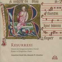 Resurrexi - Ostern im Gregorianischen Choral, CD