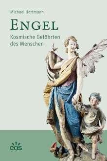 Michael Hartmann: Engel - Kosmische Gefährten des Menschen, Buch