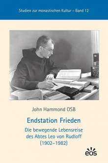 John Hammond: Endstation Frieden, Buch