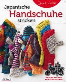 Bernd Kestler: Japanische Handschuhe stricken, Buch