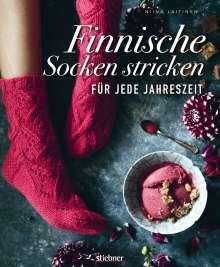 Niina Laitinen: Finnische Socken stricken, Buch